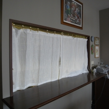 カフェカーテン